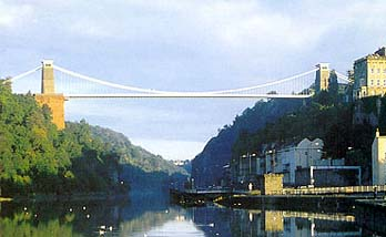 Brunel's Clifton Bridge