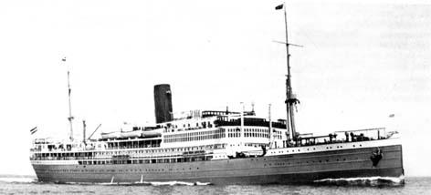 MV Indrapoera