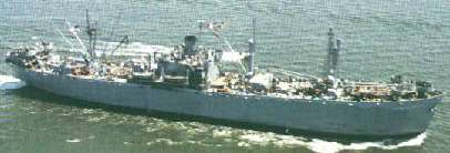 Liberty Ship SS John W. Brown