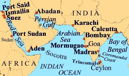 Indian Ocean North