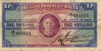 Maltese Shilling
