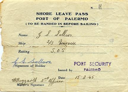 Palermo Pass